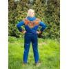 Спортивный костюм синий